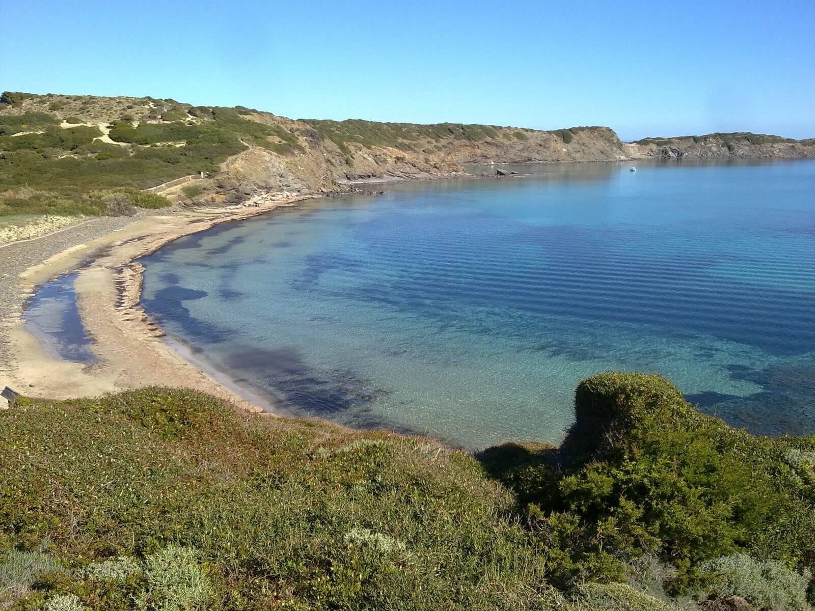 Cala Tortuga2 Menorca