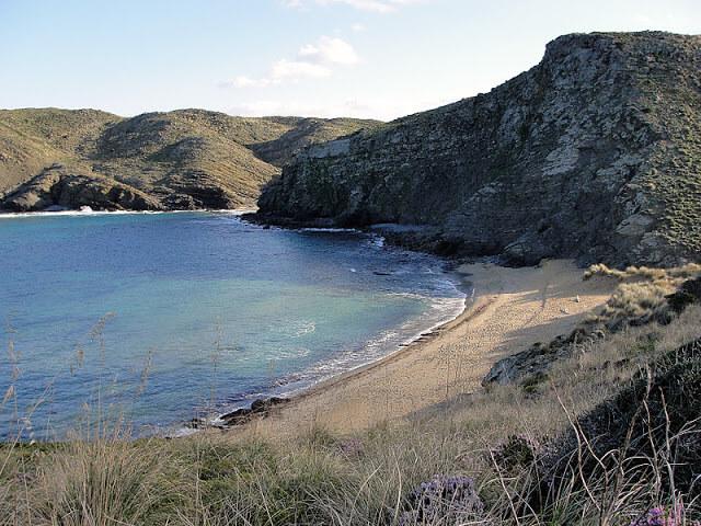 Cala Enclusa Menorca
