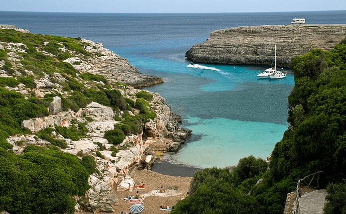 binidali Menorca
