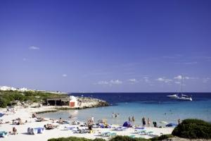 Playa Binibeca Menorca