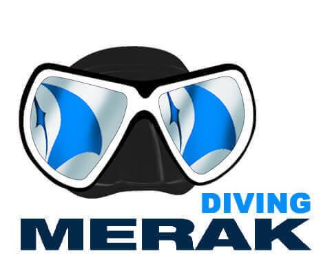 Diving Merak