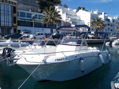 alquiler barca menorca